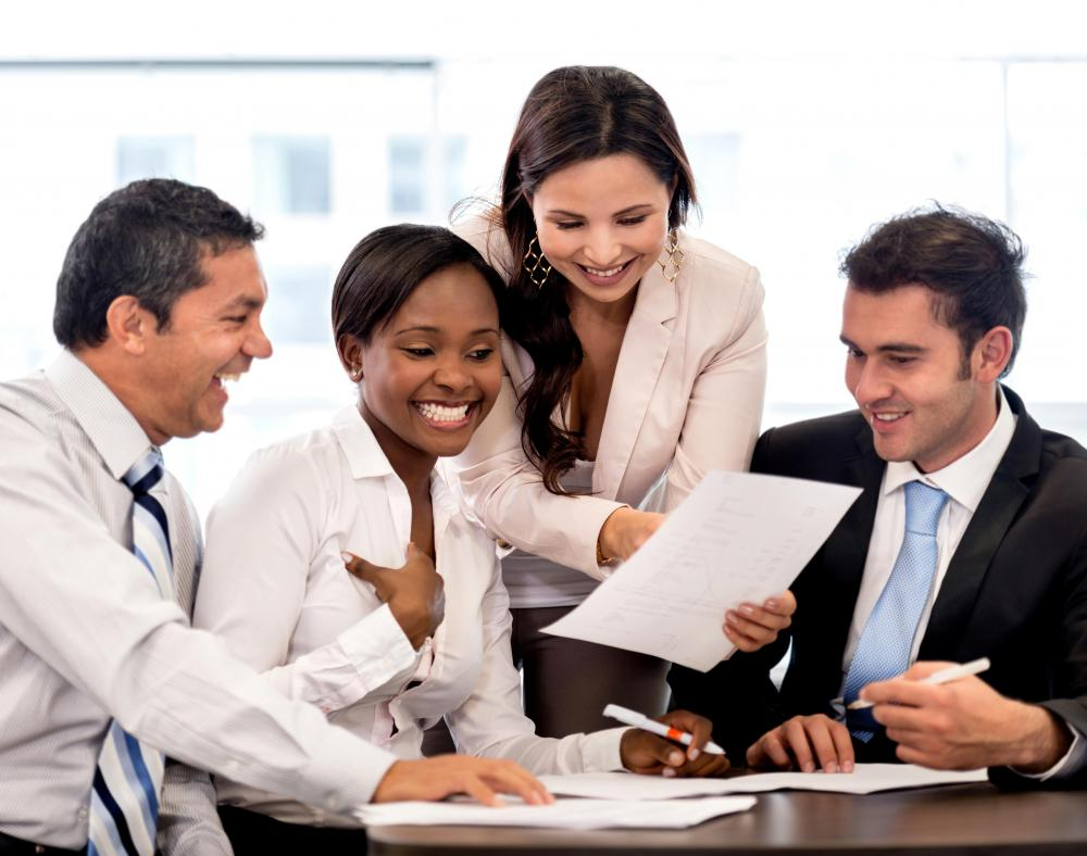 It is essential for employees to maintain a good rapport with their