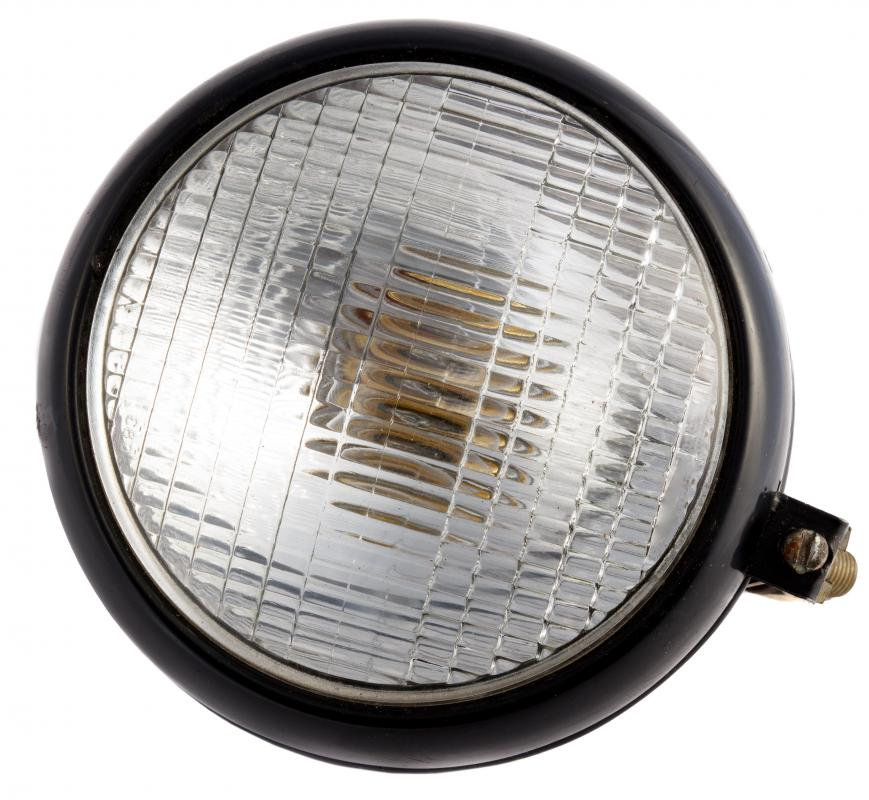 A headlight socket is a female connector for a headlight bulb that acts as a power supply for the bulb.