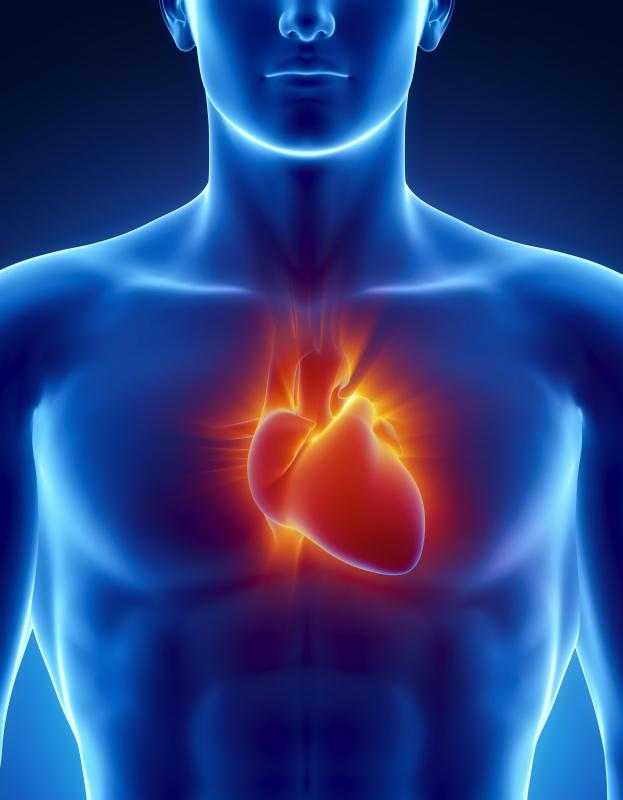 If a jugular vein is prominent when a person is in a sitting position, it may be indicative of congestive heart failure.