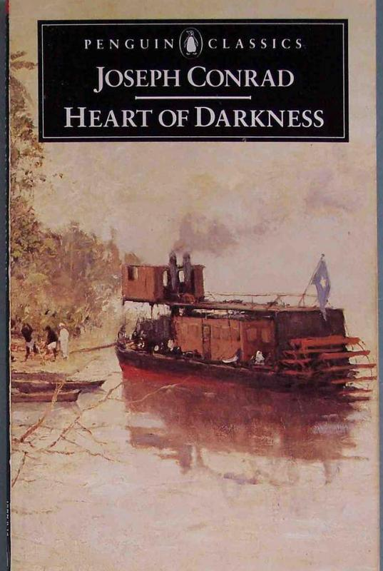 """Heart of Darkness"" and other books by Joseph Conrad center on colonial relationships and all of the difficulties they impose on involved parties."