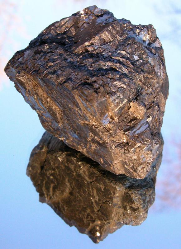 Hematite yields useful amounts of iron ore deposits.
