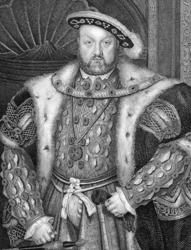 The 500th anniversary of the coronation of King Henry VIII was the subject of a platinum coin issued by the Royal Mint of the United Kingdom.