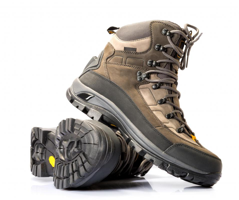 The best leather hiking boots are sturdy enough to support the ankle, but also flexible enough to be comfortable.
