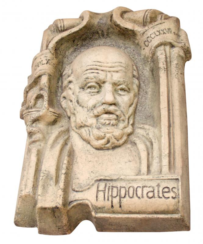 an analysis of hippocrates Hippocrates (460-375 bc), an ancient greek physician considered the father  of medicine, constructed the groundwork for the principles of.