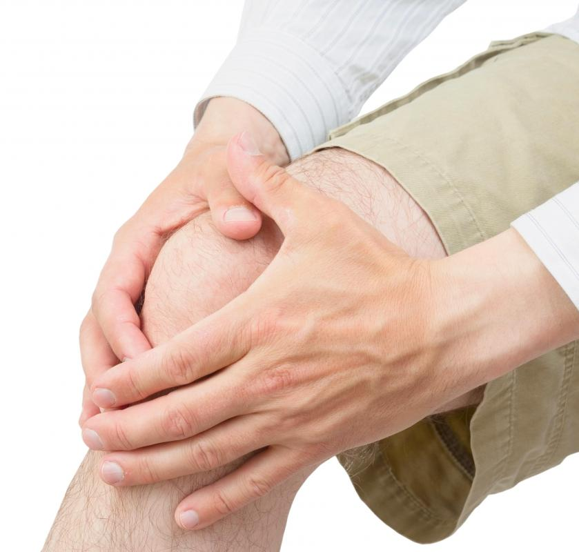 A knee infection may lead to pain in the knees.