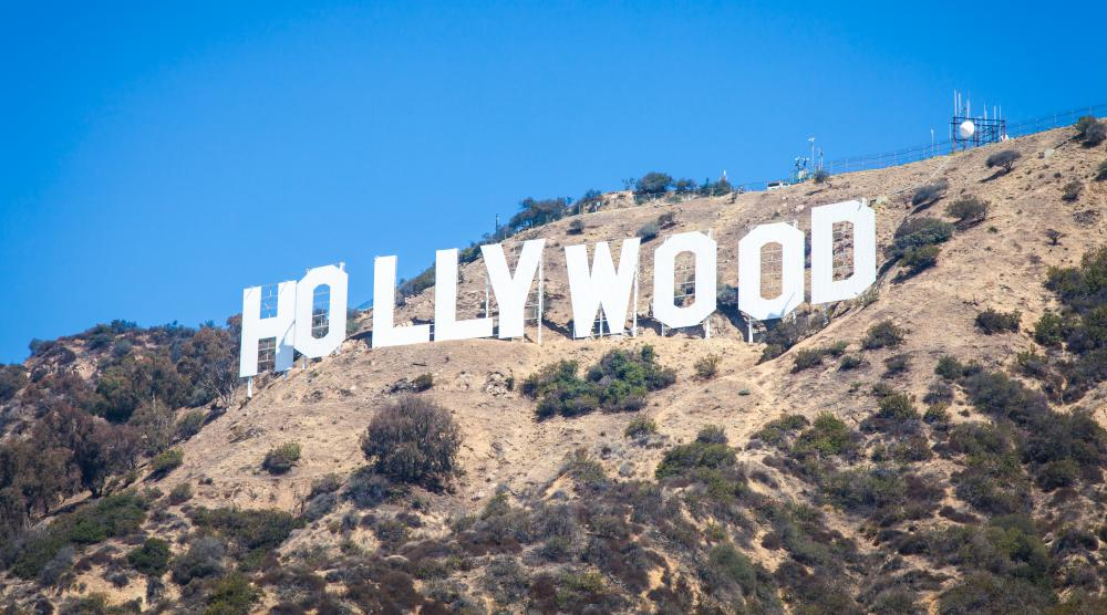 A talent agent may help an actor find career success in Hollywood.
