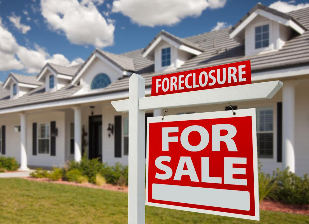 Some people may get the chance to reclaim their home after the foreclosure is complete.