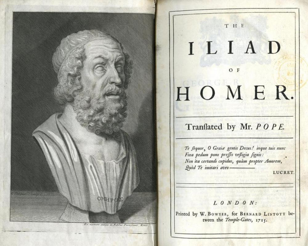 what books did homer write 'homer' is seemingly a fictitious poet figure the greek epic poems of the iliad  and the odyssey are attributed to him to say he 'wrote' them though (even if he.