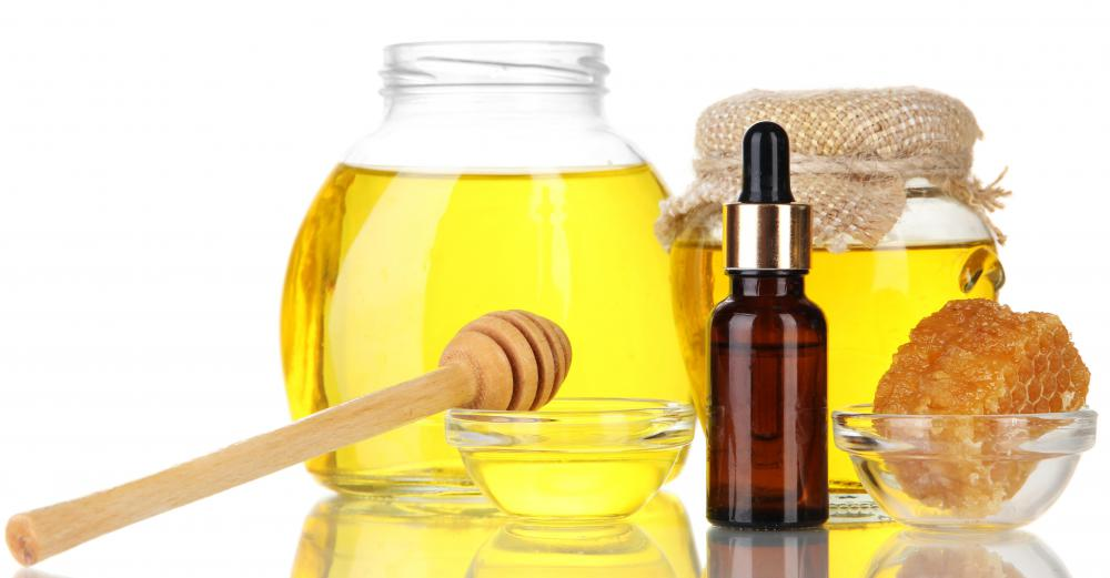 Age spot treatments may contain honey.
