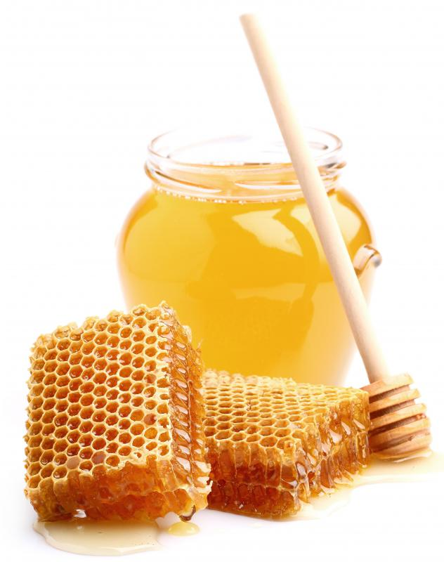Items associated with the Chitragupta puja may include honey.