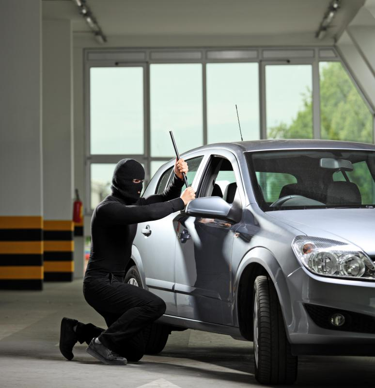 Comprehensive auto insurance covers theft.
