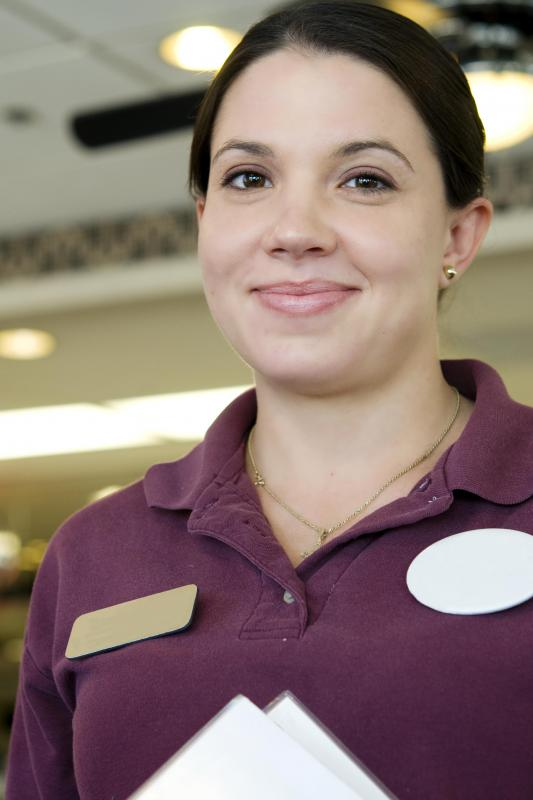 waitresses must always be polite and ready to help customers when necessary jobs as a hostess