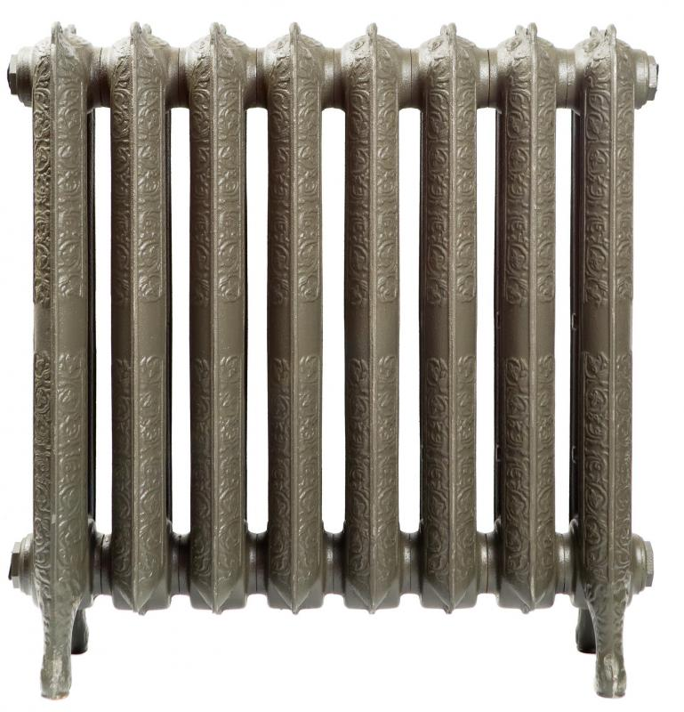 Traditional hot water radiators are a type of heat exchanger.