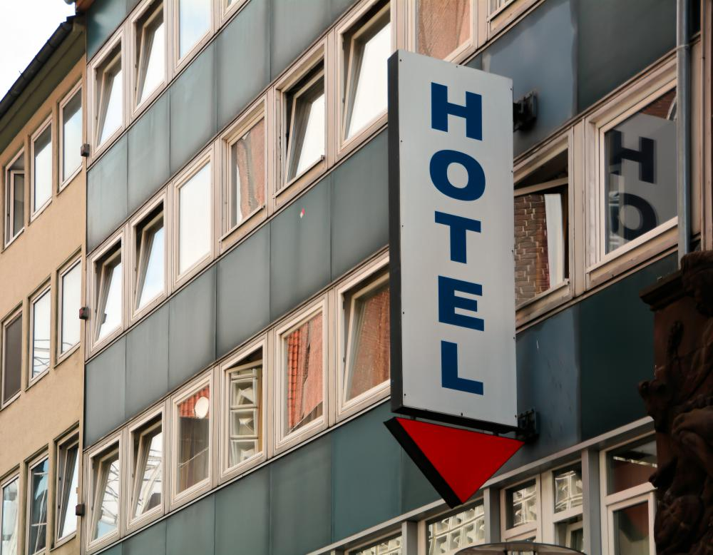 Report bed bugs on hotel-rating websites to let others know a hotel is infested.