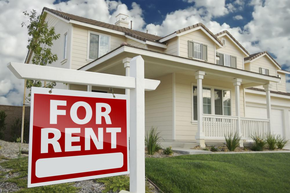 Rents from residential rental property count as passive income.