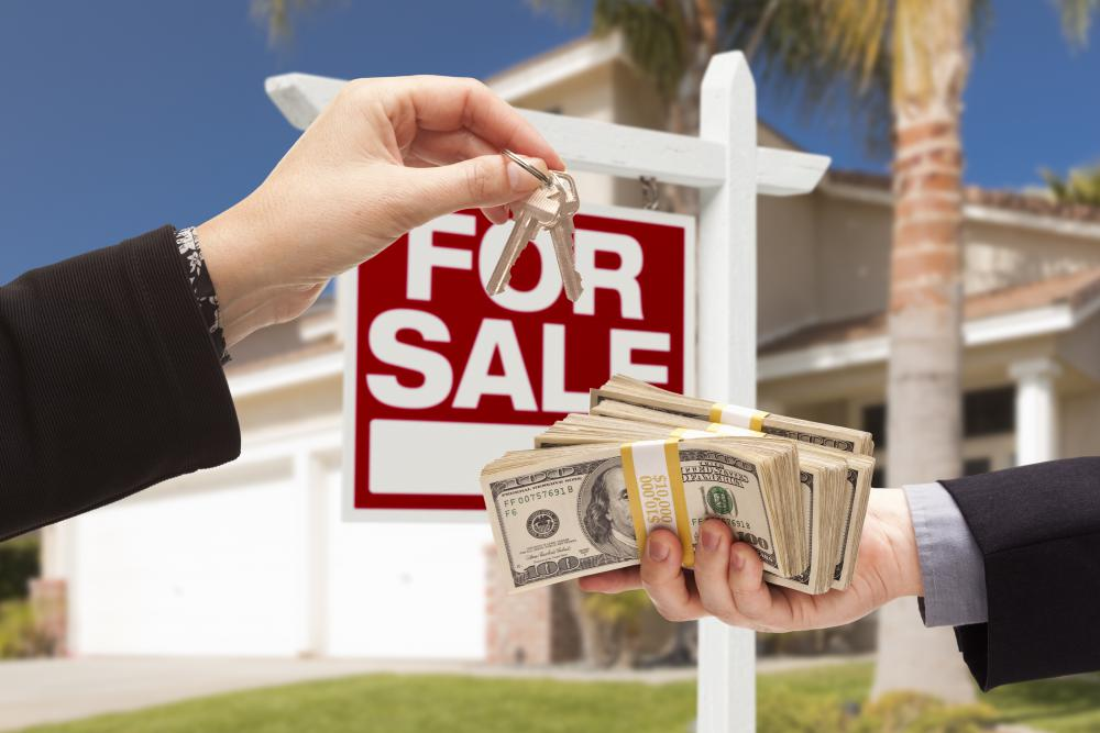 A property lien release may be required before a property is sold.