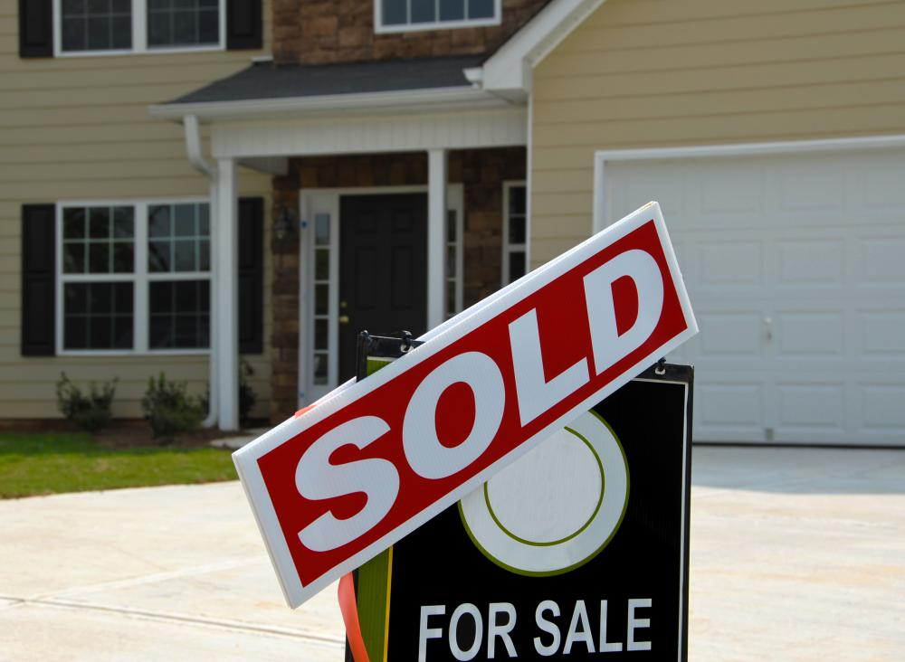 Home depreciation may occur if surrounding homes in a neighborhood are sold for less money than purchase price.