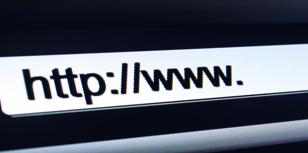 "When a URL begins with https, know that the ""s"" means secure."