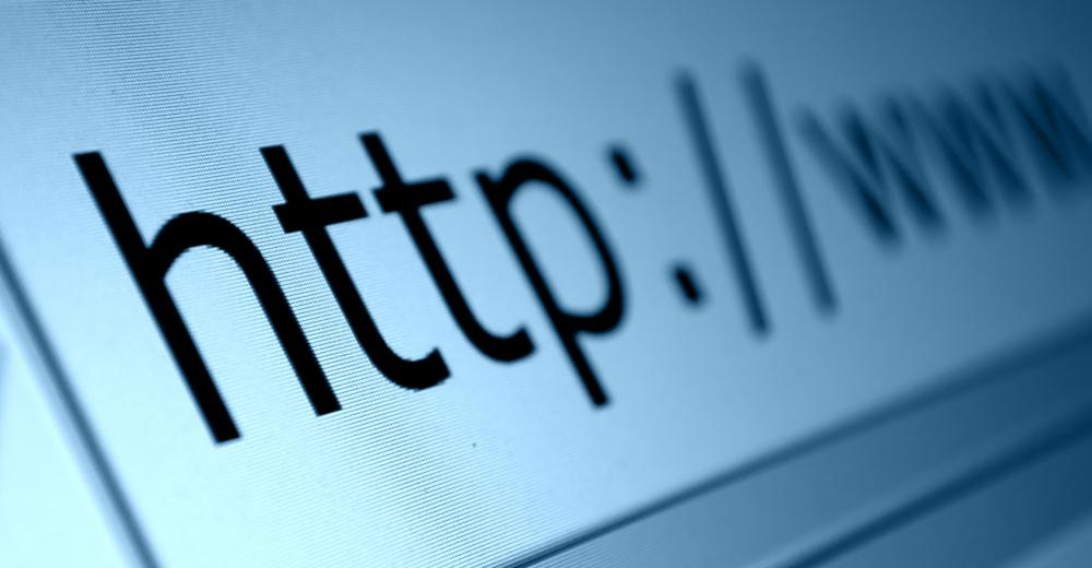 Leaving www off of the URL can be problematic for certain websites and prevent web browsers from finding them.