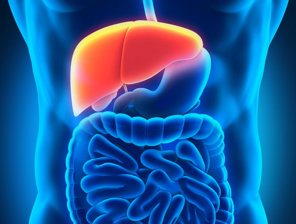 High iron levels can cause damage to people's livers.