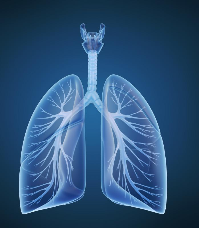 External beam therapy often treats lung cancer.