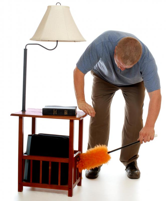 Regular cleaning can help deter dust mite infestations.