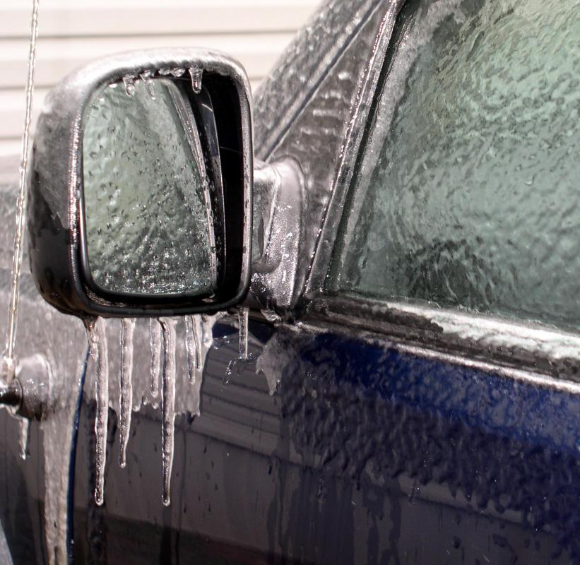 How to Start a Car in Freezing Cold Winter Weather with