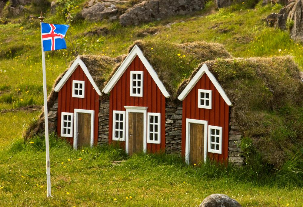 Icelandic National Day commemorates Iceland's independence from Danish rule on June 17, 1944.