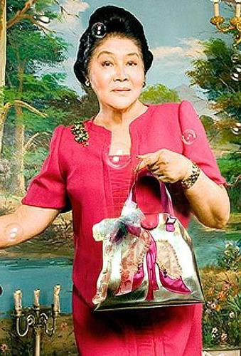 The Philippines under Imelda Marcos and her husband Ferdinard could have been considered a banana republic.