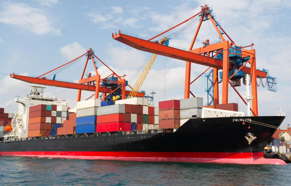 Import and export tariffs are standardized internationally via harmonized name and classification systems.