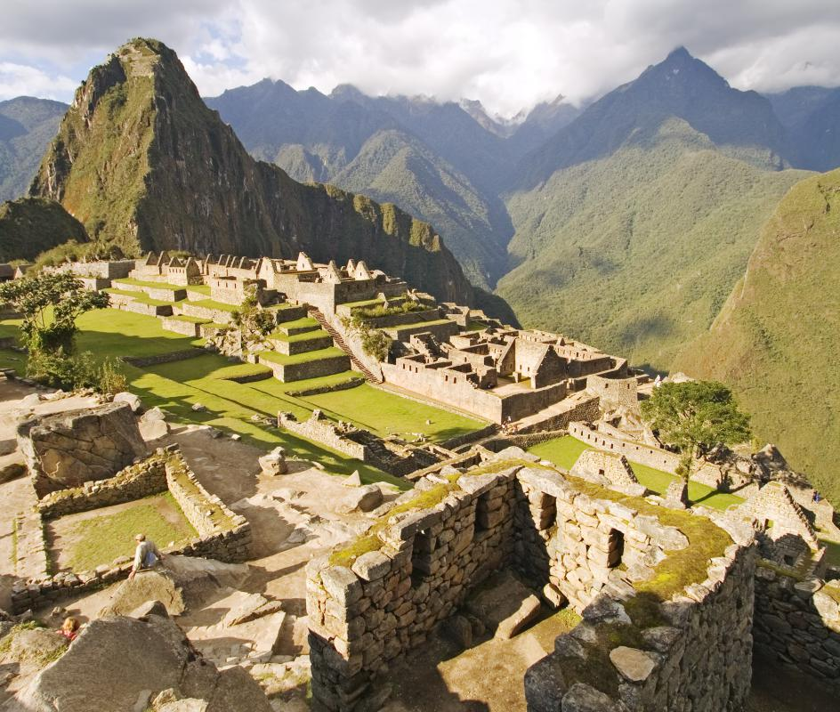 Mesoamerican archaeological sites, such as the ruins of Machu Picchu, are often studied by American archaeology programs.