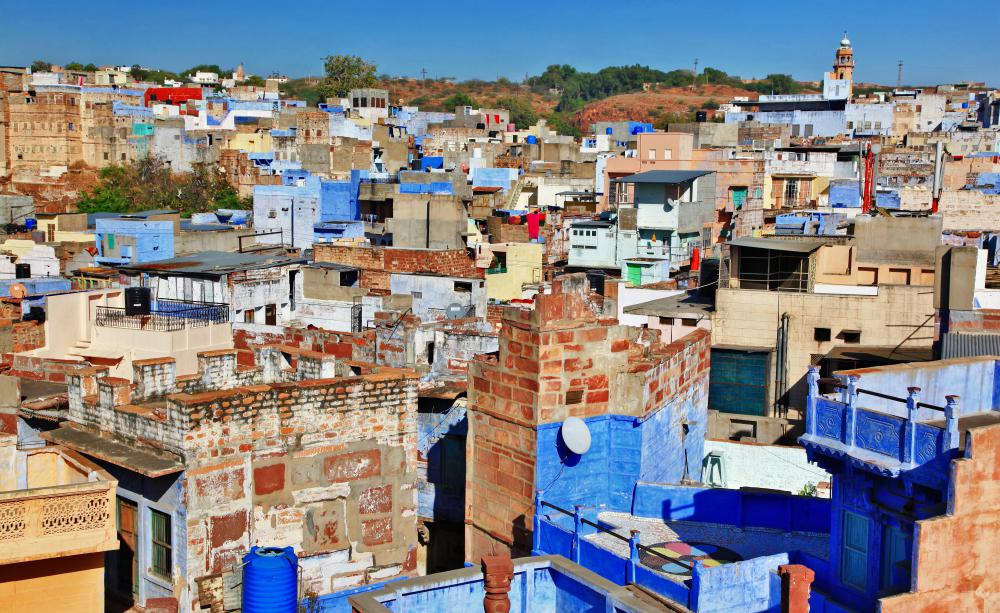 Urban planners study many theories relating to the development of slums so as to avoid their growth in the future.