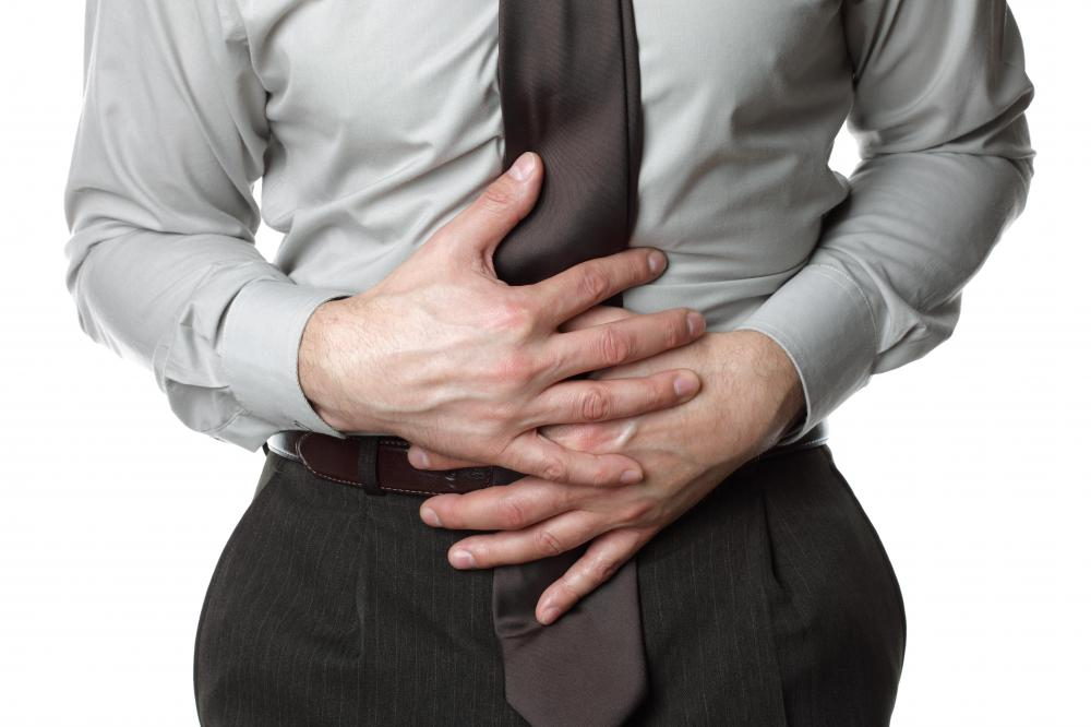 Gastropathy can cause either extreme pain or mild discomfort.