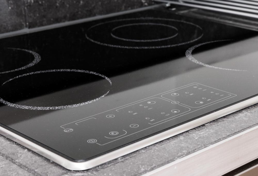 Induction Cooktops Have Flat Surfaces Which Makes Cleaning Easier