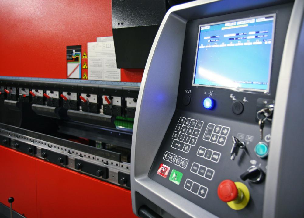 All CNC devices use some kind of electronic software and controller electronics in order to perform their automated cuts.