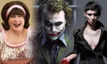 Top 10 amazing movie makeup transformations