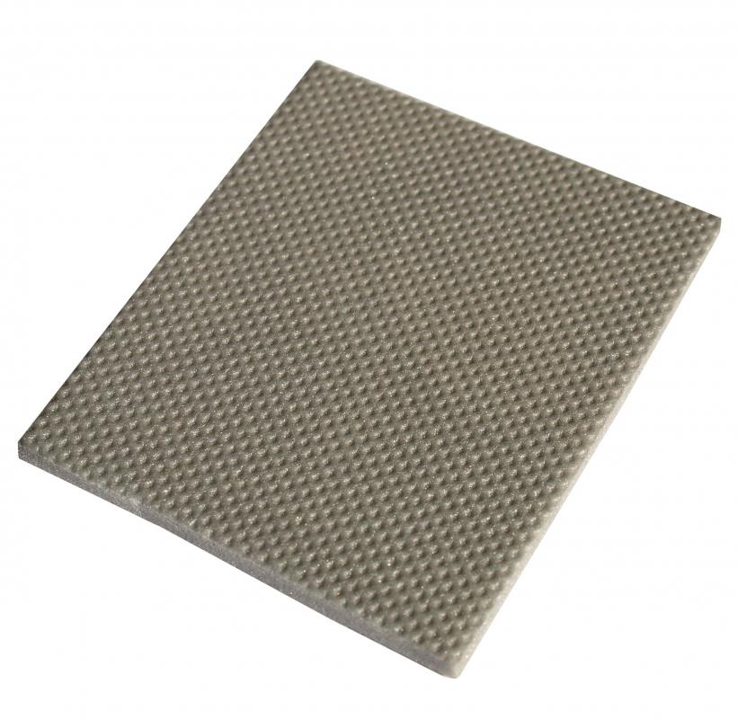 Acoustic insulation can be used to soundproof a floor.