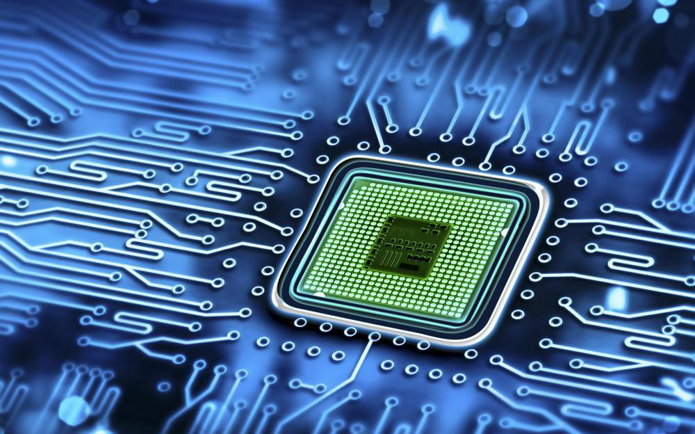 If an item utilizes a microchip it can be classified as high tech manufacturing.