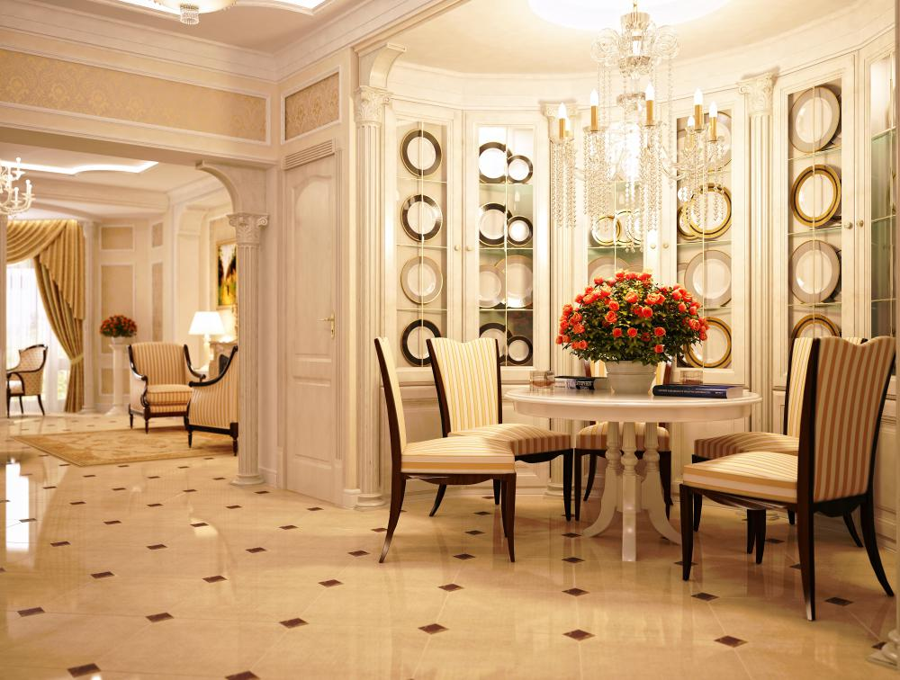 What are some different interior design concepts for Luxury home interior design