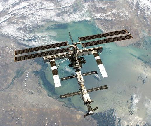 Some areas of the Pacific Ocean are so remote that the closest people are astronauts passing overhead on the ISS.