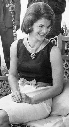 Jacqueline Kennedy Onassis was known to be a friend and customer of Lilly Pulitzer.