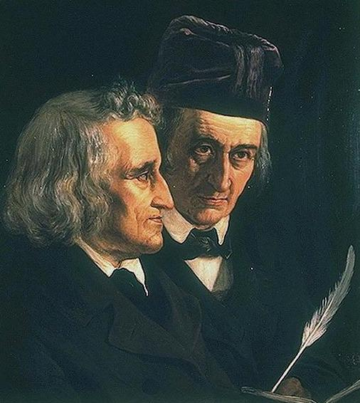 Jakob and Wilhelm Grimm collected dozens of folktales and fairytales.