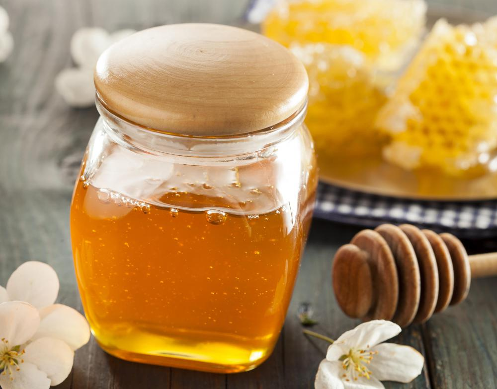 It's not possible to remove the sugar from real honey.