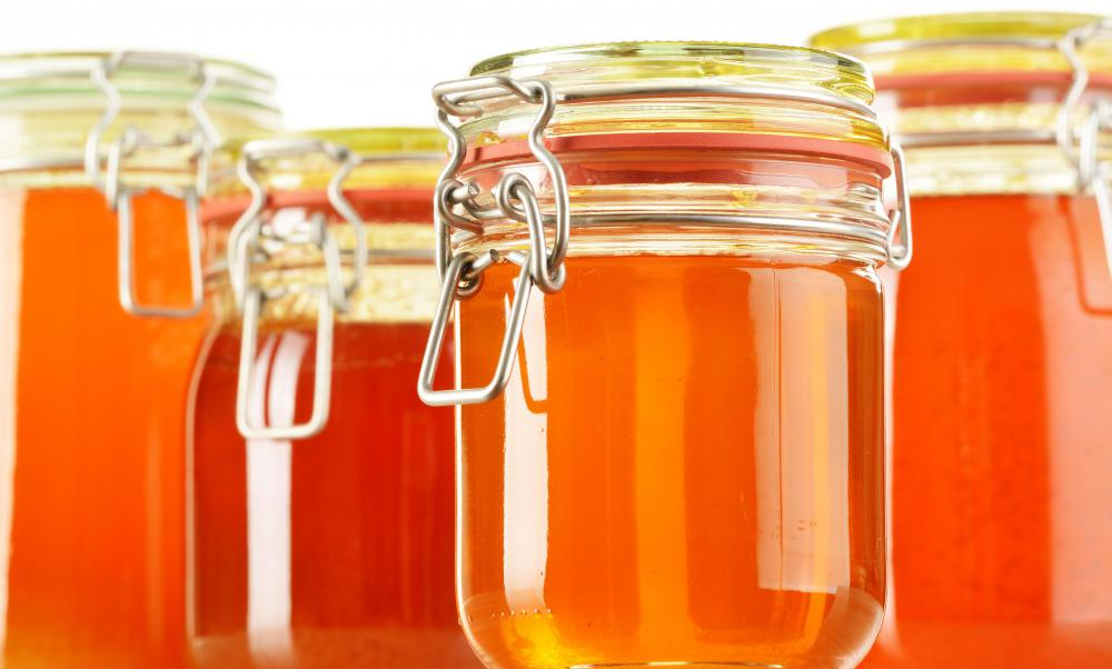 Honey is a healthy substitute for sugar.