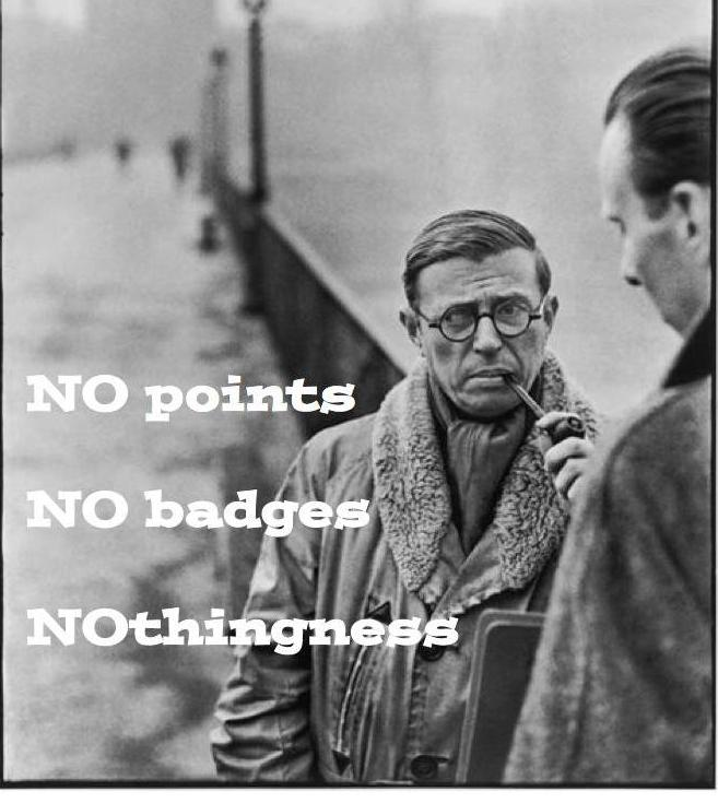 Jean-Paul Sartre won the Novel Prize for literature, but declined to accept the award.