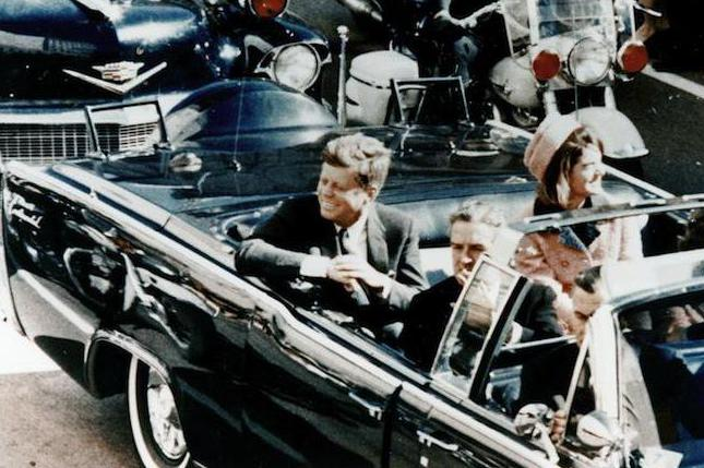 The single bullet theory disputes that there was a second shooter during the assassination of John F. Kennedy.