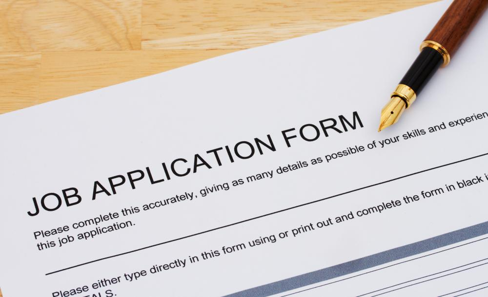Inquiring about any job openings can lead to an application for an unadvertised opening.