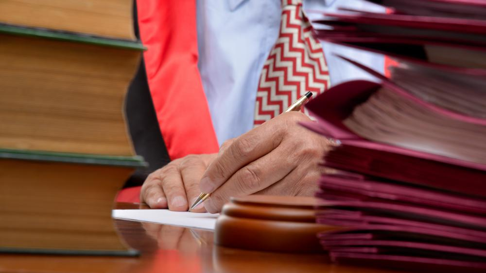how to get injunction order