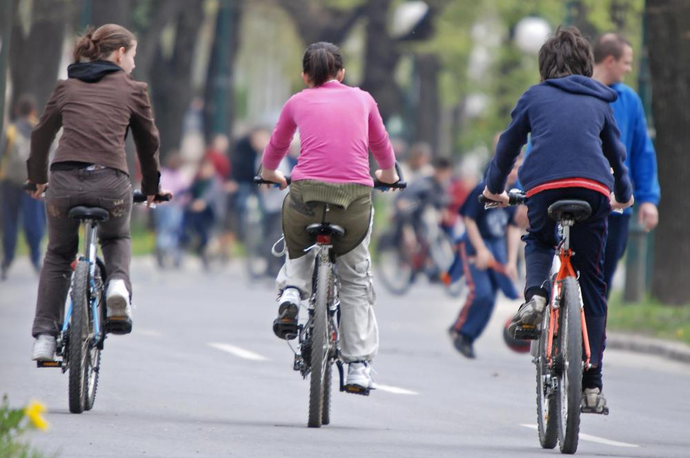 Bicycle insurance can include insurance on the bike, in case of theft or damage, or the rider, in case of an accident.