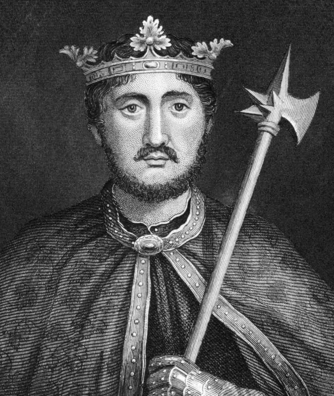 Richard the Lionhearted was King of England from July 6, 1189 until his death.